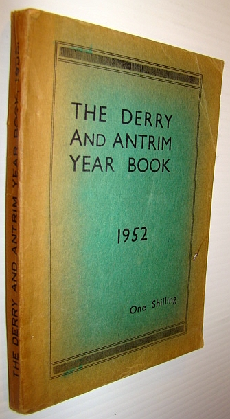 Image for The Derry and Antrim Year Book 1952