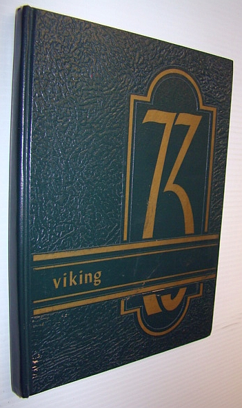 Image for Viking 1973: Yearbook of Burnaby North Secondary School  (BNSS)