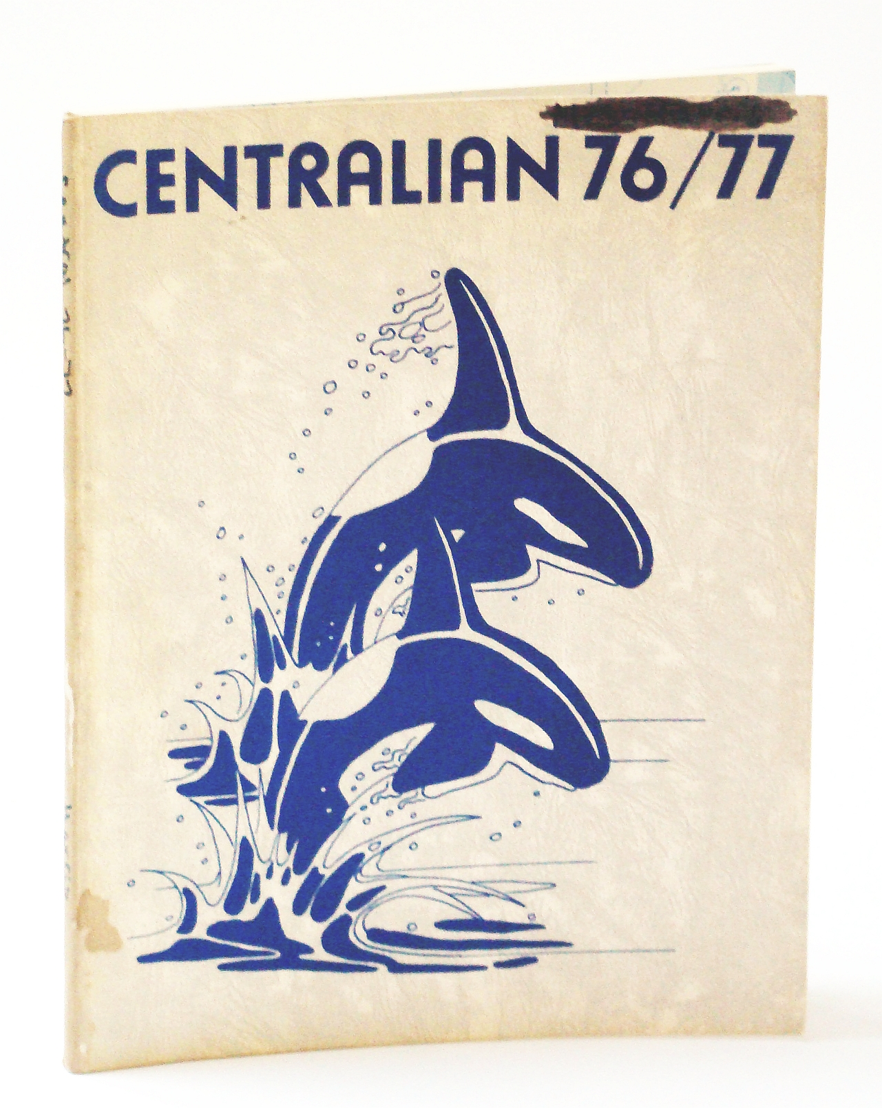 Image for Centralian 76 / 77 (1976 / 1977): Student Yearbook of Central Junior Secondary School, Victoria, B.C.