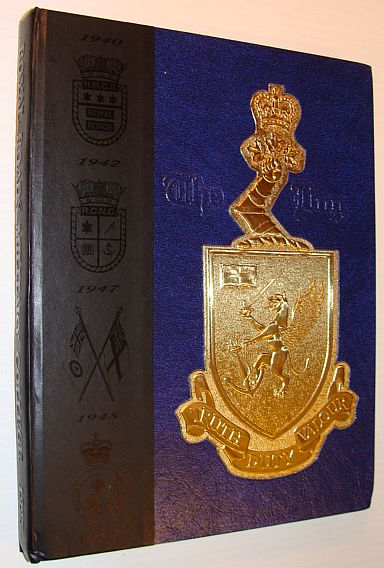 Image for 1995 Yearbook: Royal Roads Military College, Victoria, British Columbia