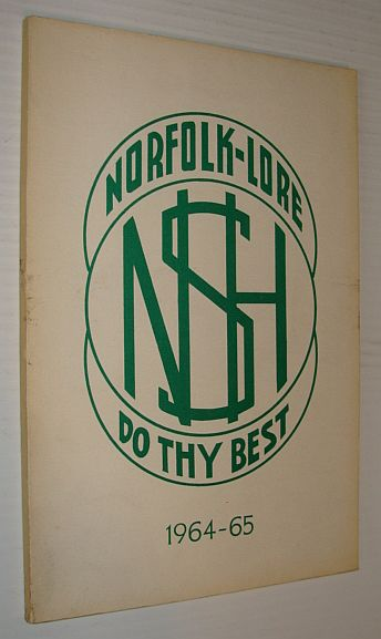 Image for Norfold-Lore 1964-1965: Yearbook of Norfolk House School, Victoria, British Columbia