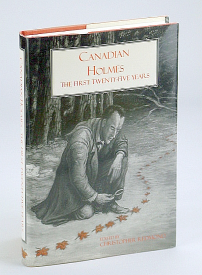 Image for Canadian Holmes: The First Twenty-Five Years