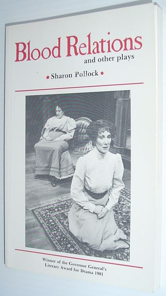 Image for Blood Relations: And Other Plays (Prairie Play)