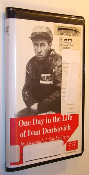 Image for One Day in the Life of Ivan Denisovich - Unabridged Audiobook on 3 Audio Cassette Tapes (Narrated By Frank Muller)