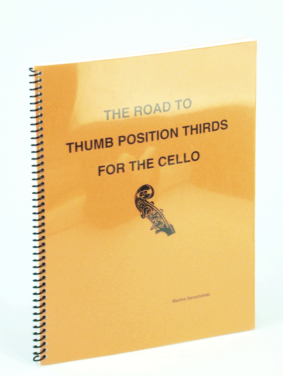 Image for The Road to Thumb Position Thirds For the Cello