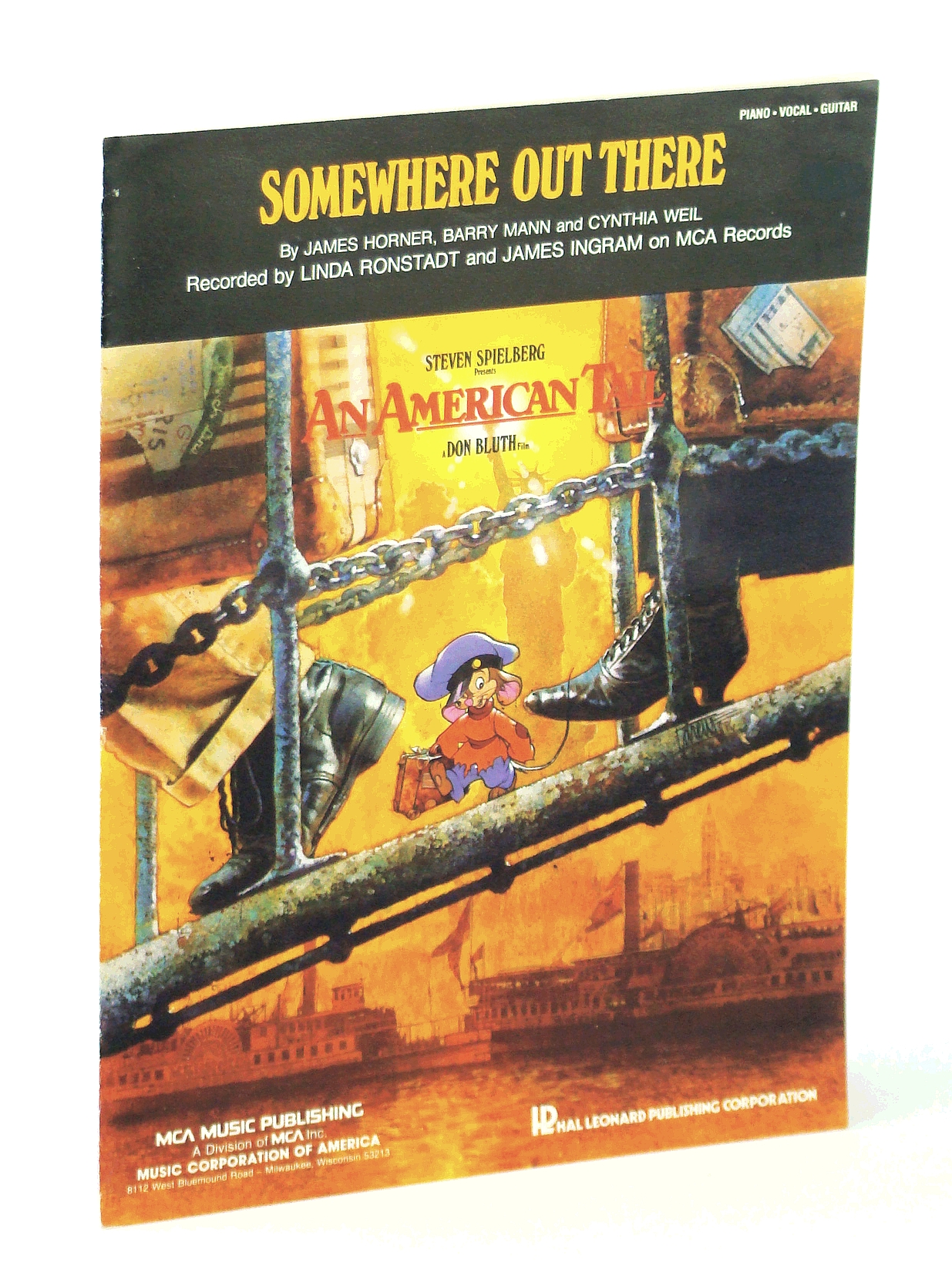 Image for Somewhere Out There - from the Motion Picture an American Tail