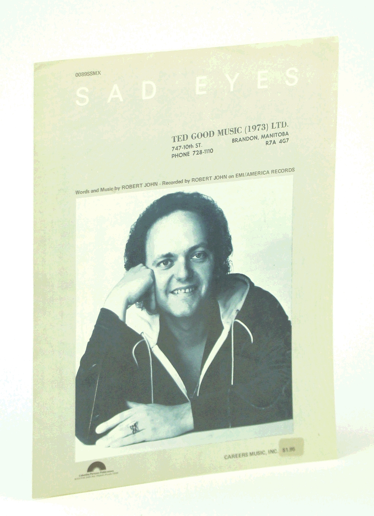 Image for Sad Eyes