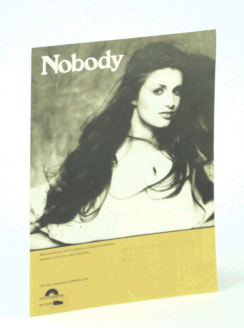 Image for Nobody - Piano & Guitar Sheet Music
