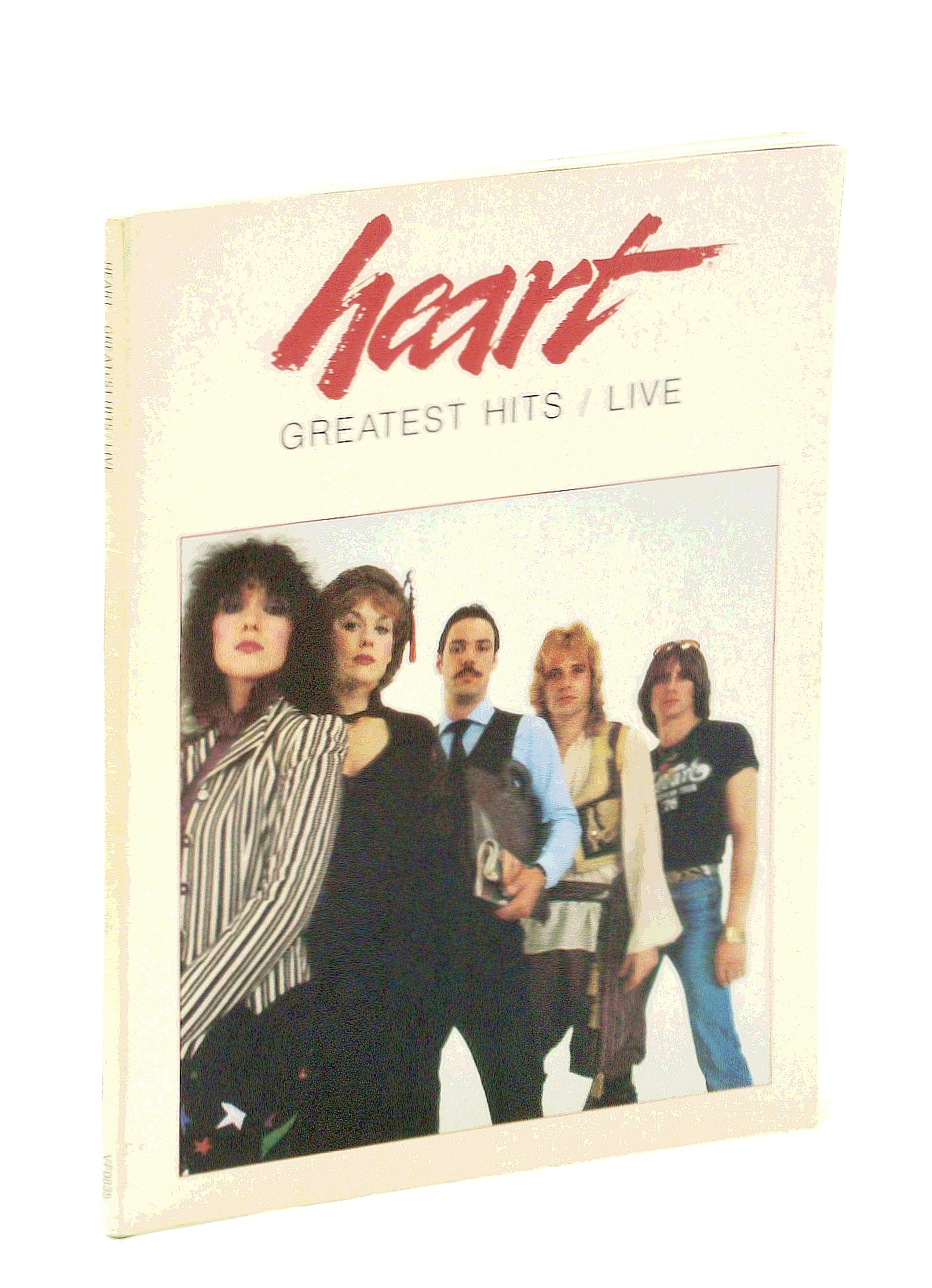 Image for Heart Greatest Hits / Live