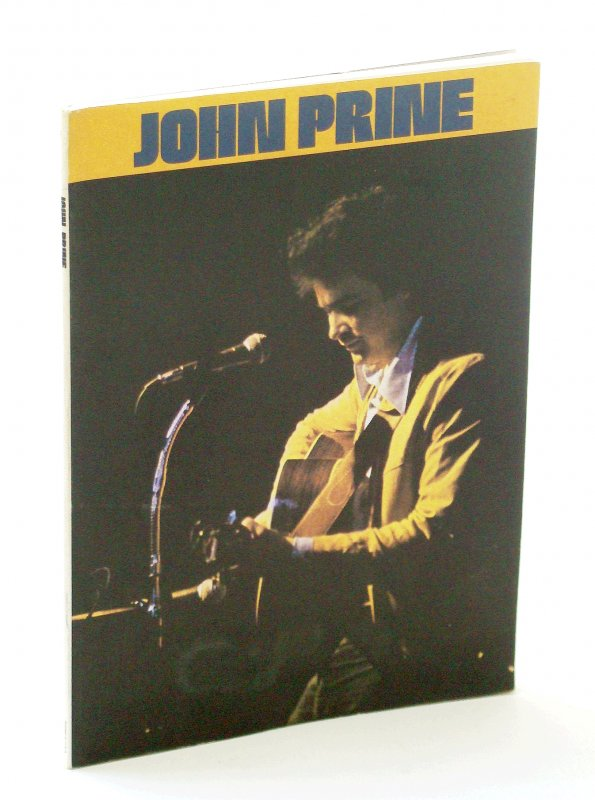 Image for JOHN PRINE SONGBOOK