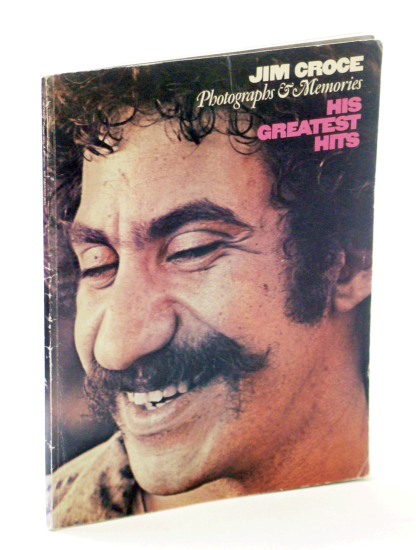 Image for Jim Croce : Photographs And Memories : His Greatest Hits [Songbook] (His Greatest Hits)