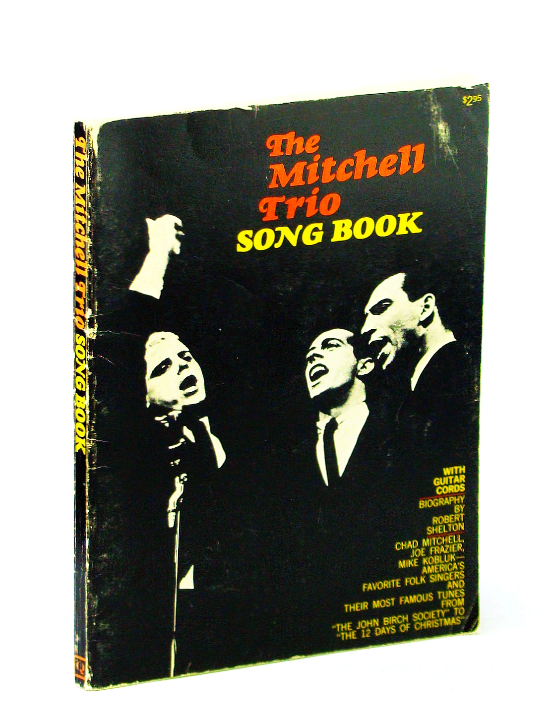 Image for The Mitchell Trio Song Book