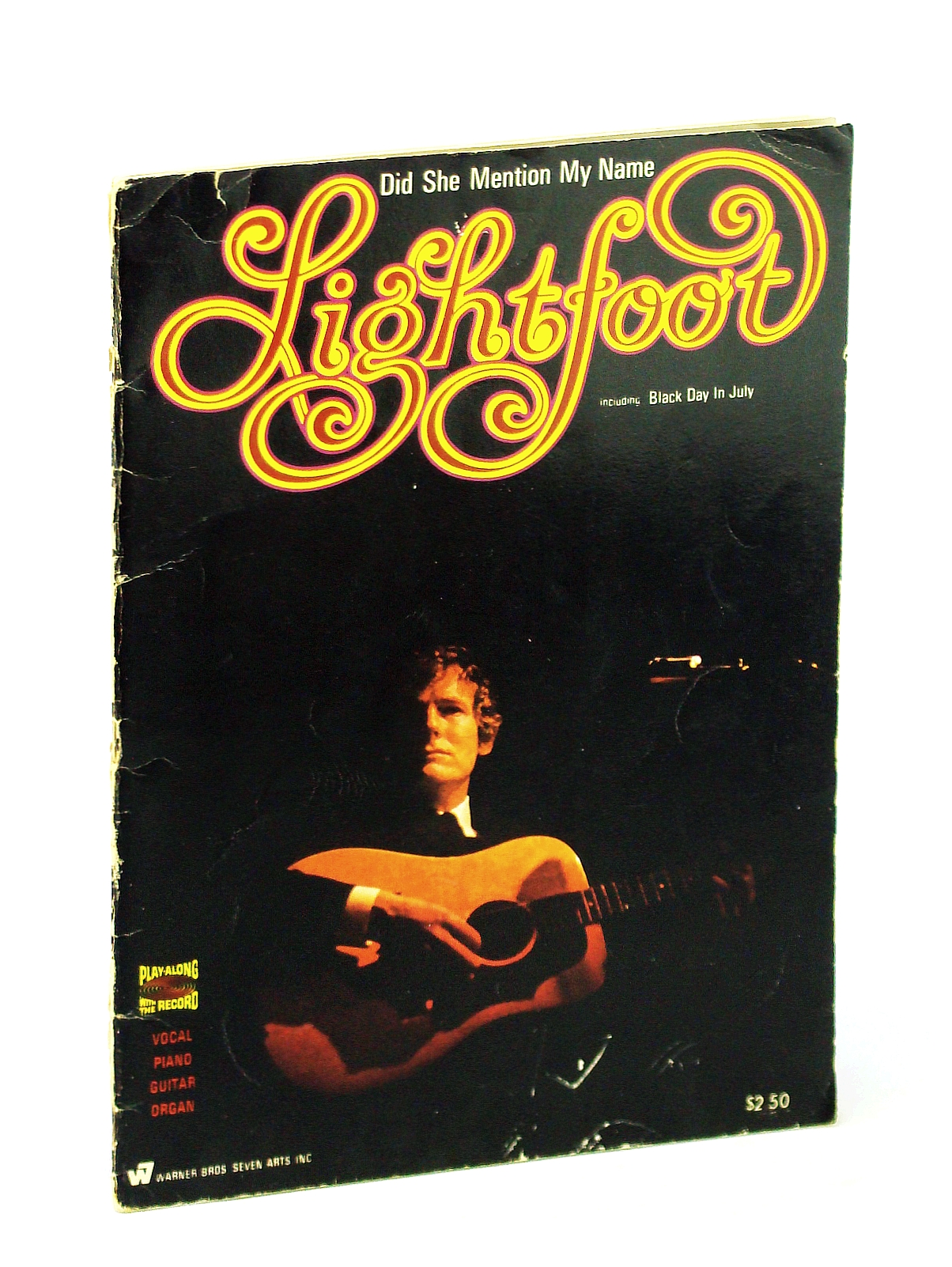 Image for Gordon Lightfoot : Did She Mention My Name [Songbook]