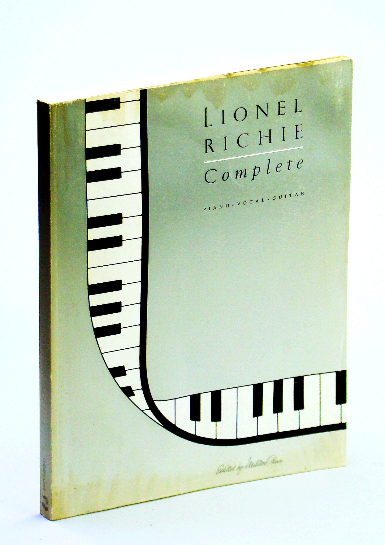 Image for Lionel Ritchie: Complete: Piano/Vocal/Guitar by Richie (31-Dec-2003) Paperback