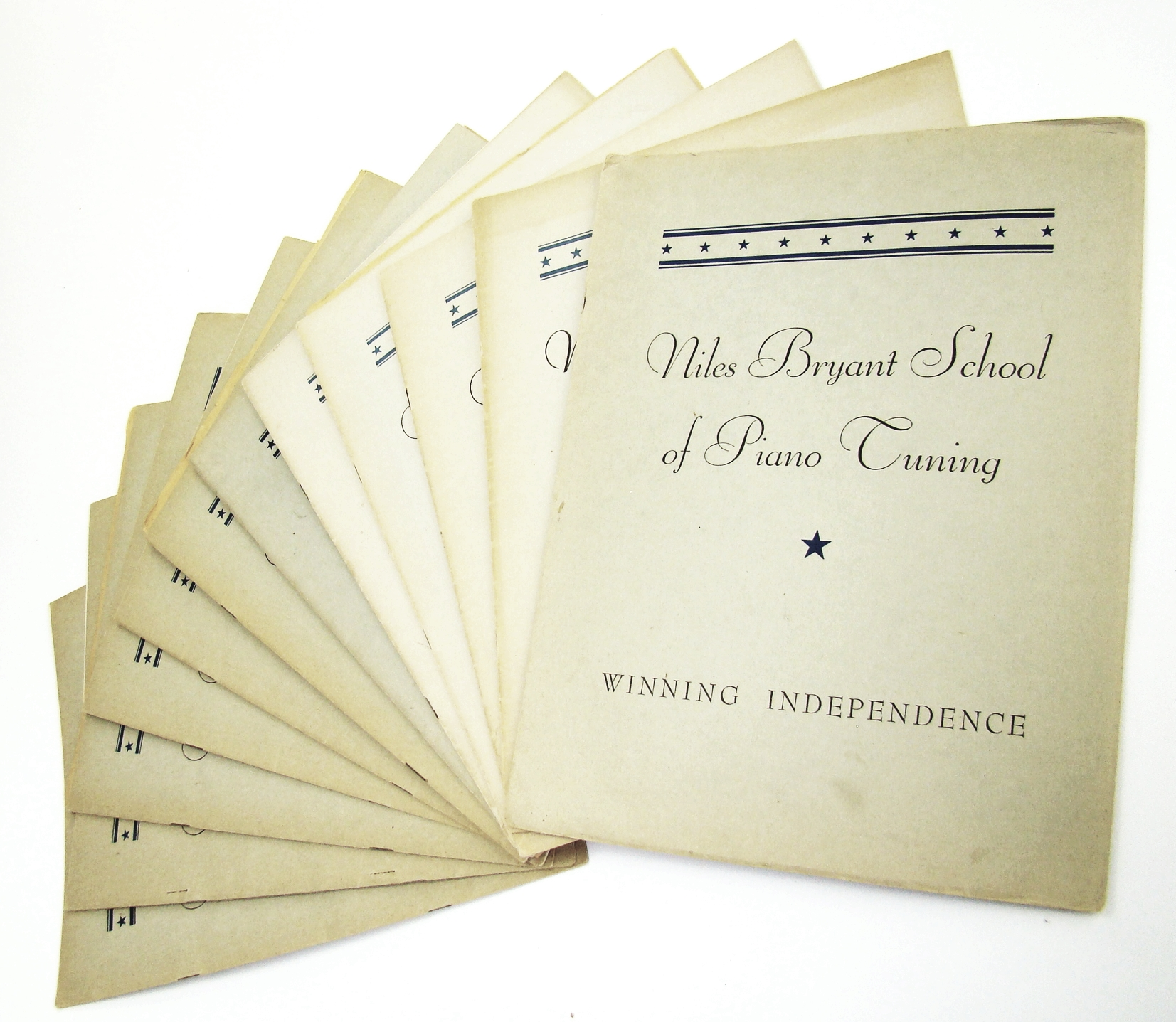 Image for Niles Bryant School of Piano Tuning: Correspondence Course