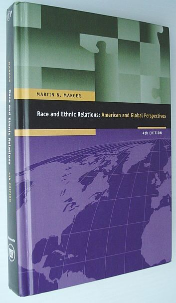 Image for Race and Ethnic Relations: American and Global Perspectives