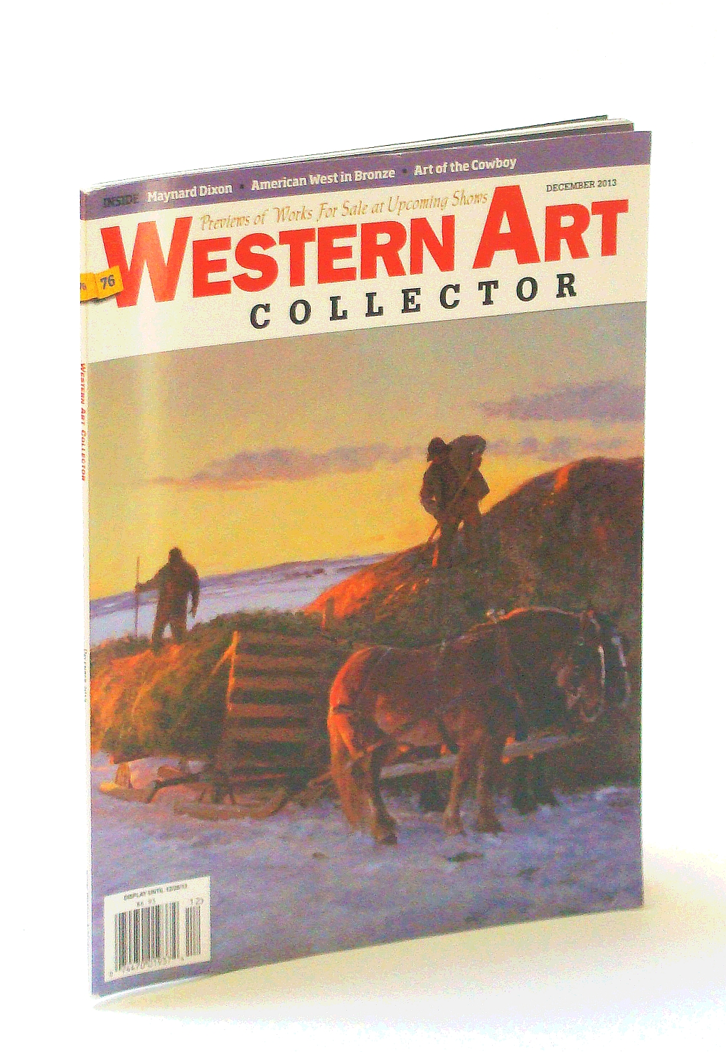 Image for Western Art Collector December 2013