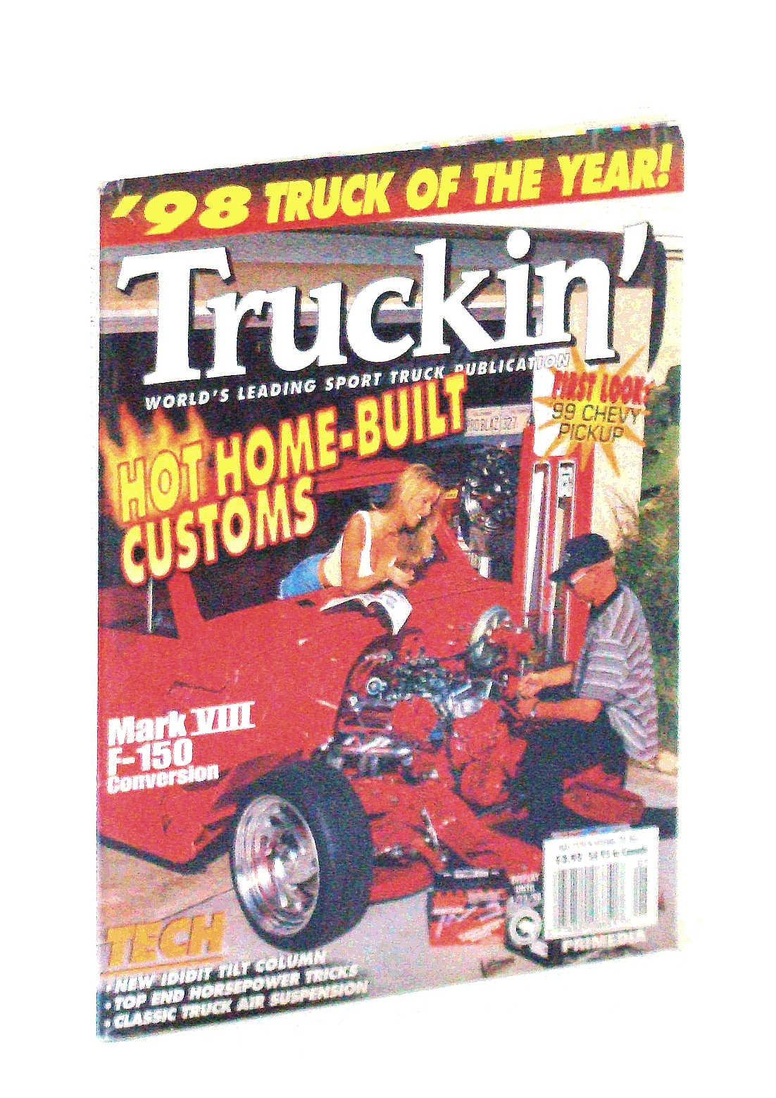 Image for TRUCKIN' Magazine (May 1998 volume 24 #5)