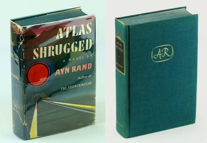 Image for Atlas Shrugged - First Printing