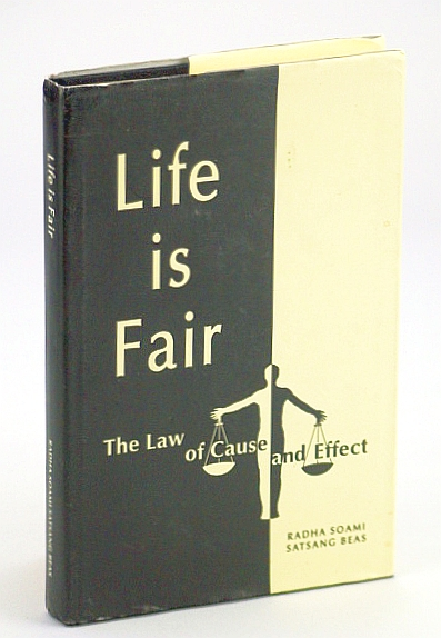 Image for Life is Fair: The Law of Cause and Effect