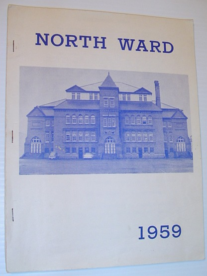 Image for North Ward 1959 - Yearbook of North Ward School  in Victoria, British Columbia