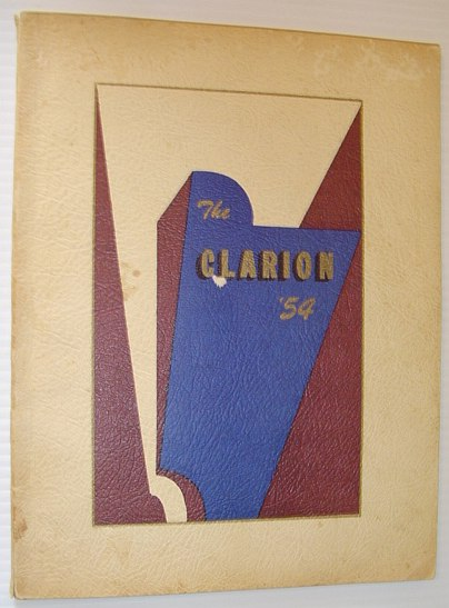 Image for The Clarion 1954 - Yearbook of the Bethel Bible Institute, Saskatoon, Saskatchewan