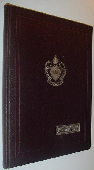 Image for Bishop's '37 - The Year Book (Yearbook) of the University of Bishop's College, Lennoxville, Quebec