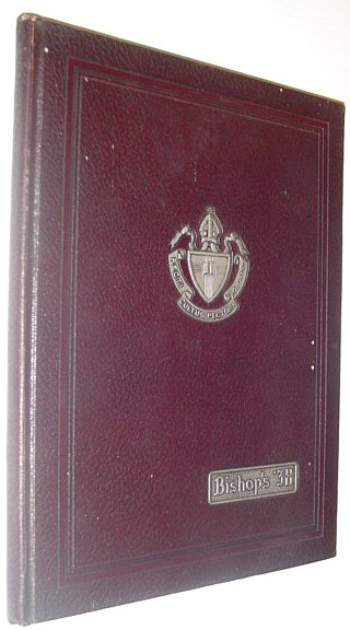 Image for Bishop's '38 - The Year Book (Yearbook) of the University of Bishop's College, Lennoxville, Quebec