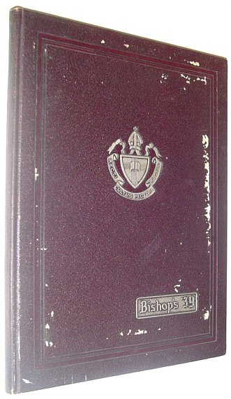 Image for Bishop's '39 - The Year Book (Yearbook) of the University of Bishop's College, Lennoxville, Quebec