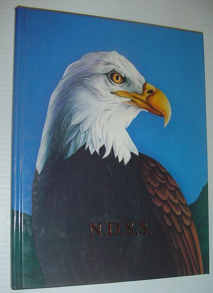 Image for 1989-1990 Yearbook: N.D.S.S./Nanaimo District Secondary School, Nanaimo, British Columbia