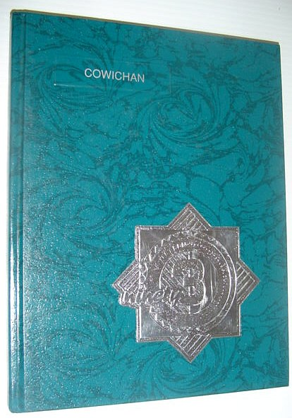Image for 1992-1993 Yearbook: Cowichan Secondary School, Duncan, British Columbia