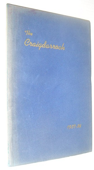 Image for The Craigdarroch 1937-38: Yearbook of Victoria College, Victoria, British Columbia (UVic)