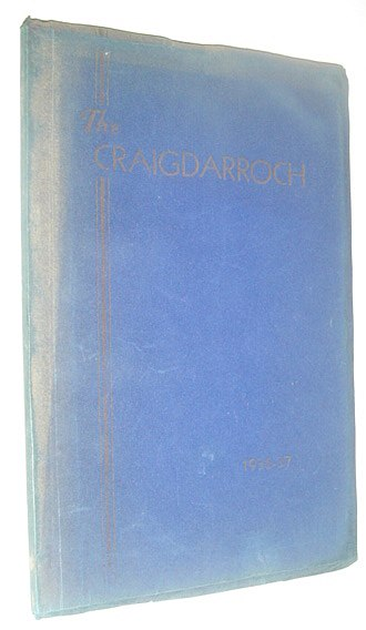 Image for The Craigdarroch 1936-1937: Yearbook of Victoria College, Victoria, British Columbia  (UVic)