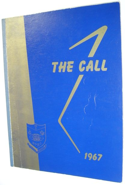 Image for The Call 1967 - Yearbook of Western Pentecostal Bible College, North Vancouver, B.C.