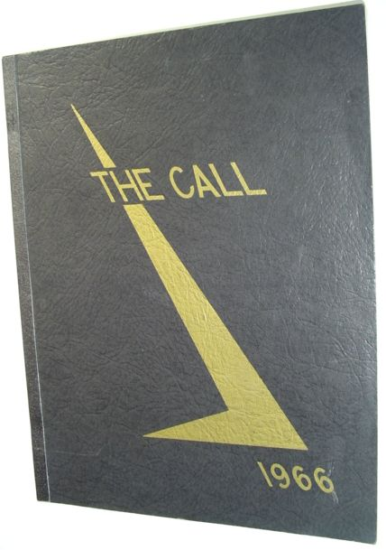 Image for The Call 1966 - Yearbook of Western Pentecostal Bible College, North Vancouver, B.C.