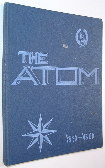 Image for The Atom: 1959-1960... Yearbook of Aurora and District High School, Aurora, Ontario