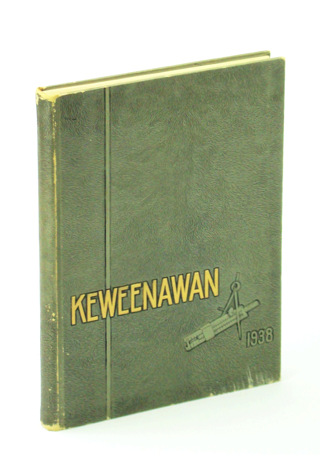 Image for Keweenawan 1938 - Yearbook [Year Book] of the Michigan College of Mining and Technology, Houghton + Michigan