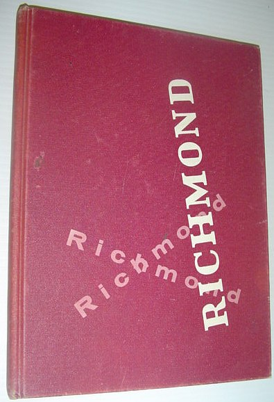 Image for 1966-!967 Yearbook: Richmond High School, Richmond, British Columbia