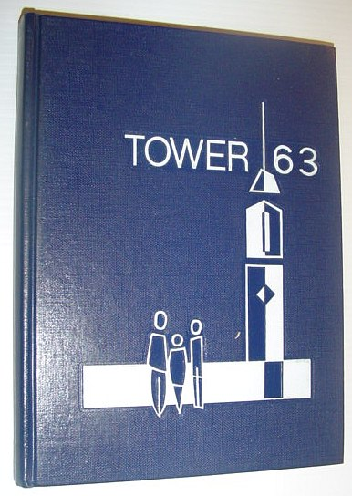 Image for Tower 1963: Yearbook of Victoria College, Victoria, B.C.
