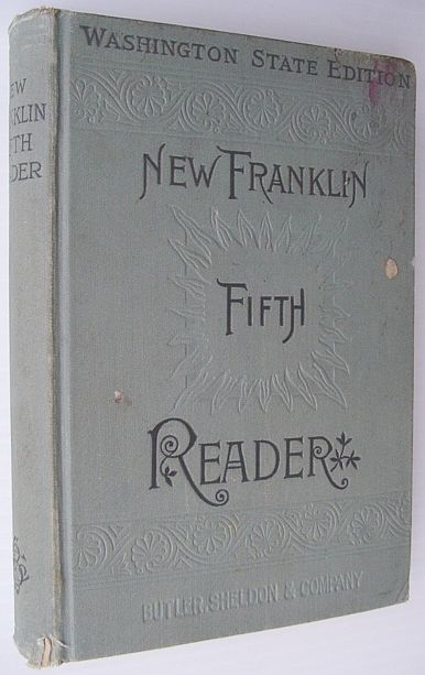 "Image for The New Franklin Fifth Reader - Washington State Edition (With a New Elocutionary Treatise Entitled ""Essentials of Reading"" By Prof. Mark Bailey)"
