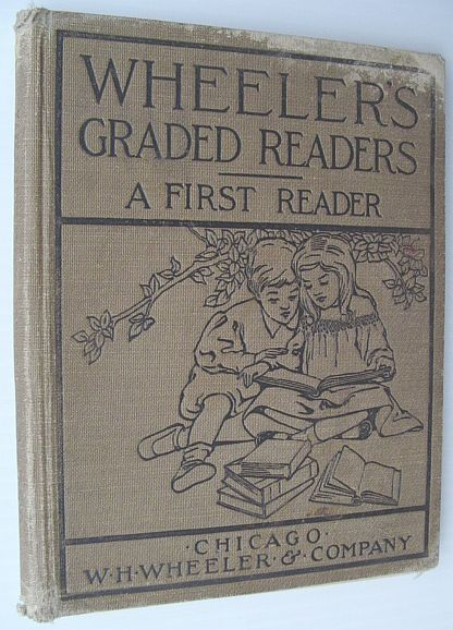 Image for Wheeler's Graded Readers - A First Reader