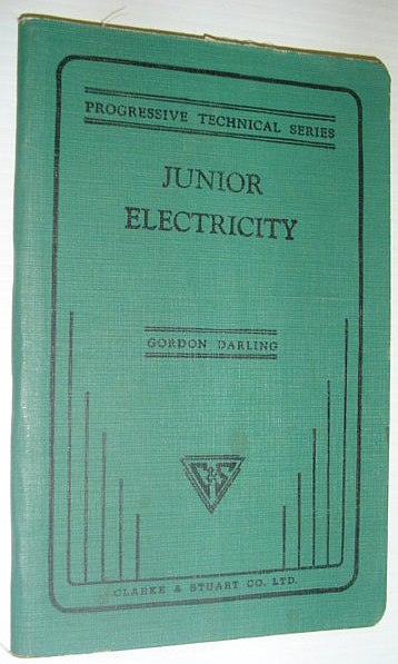 Image for Junior Electricity - Progressive Technical Series: *REVISED EDITION*