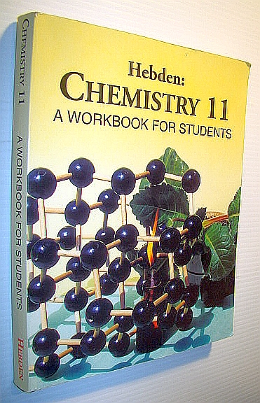 Image for Hebden: Chemistry 11, a workbook for students