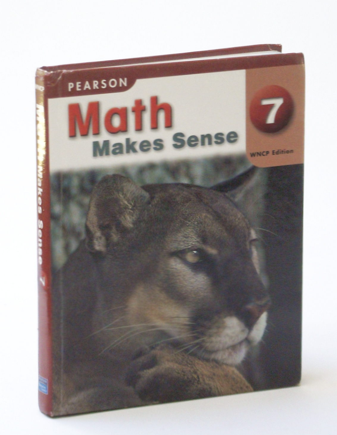 Image for Math Makes Sense 7 (Seven)