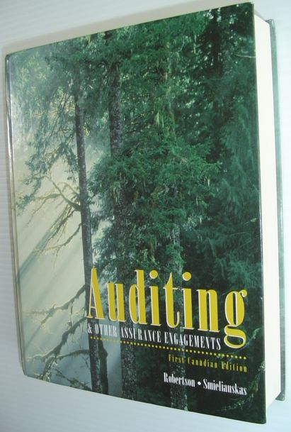 Image for Auditing and Other Assurance Engagements - First Canadian Edition