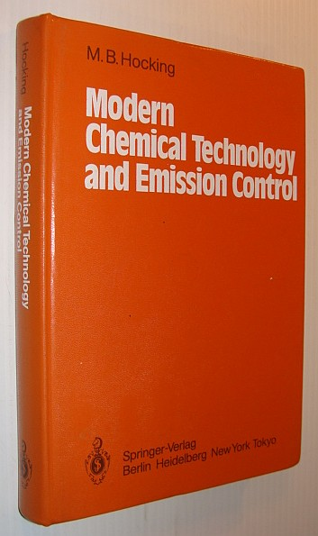 Image for Modern Chemical Technology and Emission Control