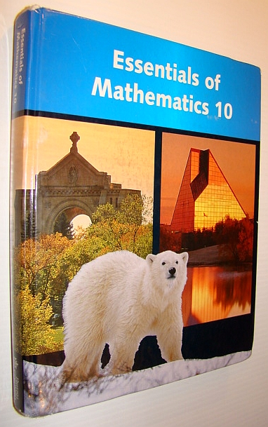 Image for Essentials of Mathematics 10 (Ten)