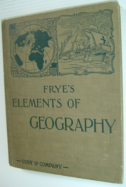 Image for Elements of Geography