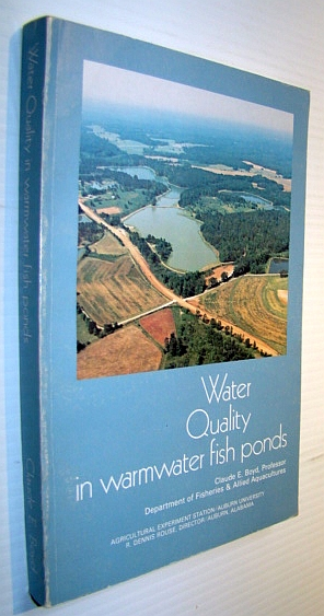 Image for Water Quality in Warmwater Fish Ponds