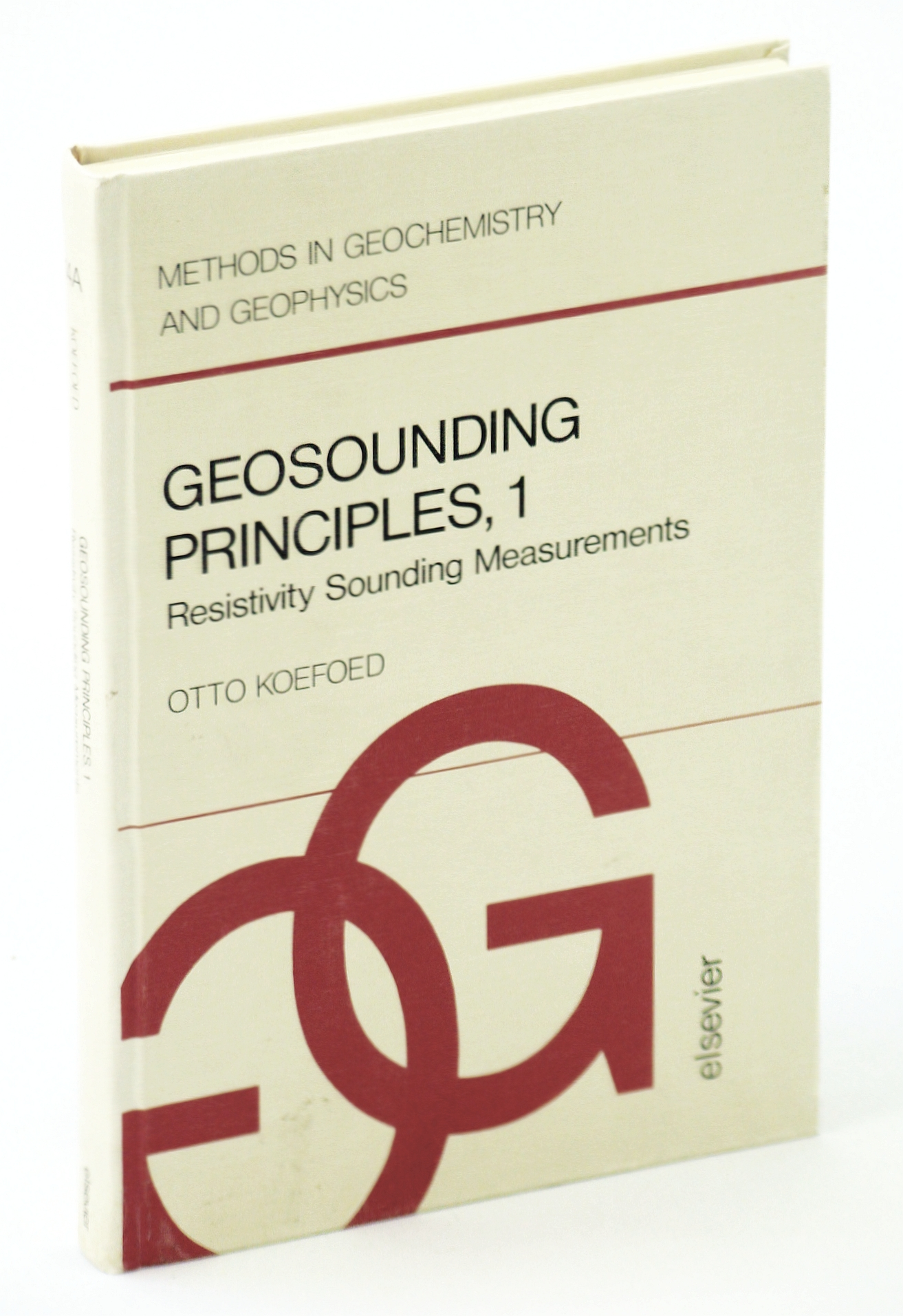 Image for Geosounding Principles: Resistivity Sounding Measurements (METHODS IN GEOCHEMISTRY AND GEOPHYSICS)